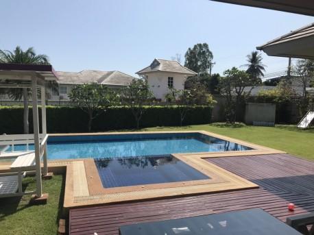 Pool villa for rent in Hua hin - Bofai area
