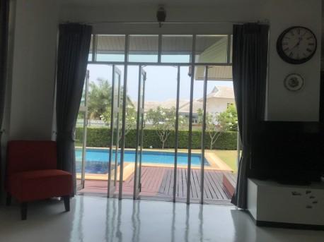 Villa avec piscine à louer à Hua hin - Bofai