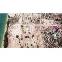 Land 130 t.w. for sale on the beach in Thap Sakae