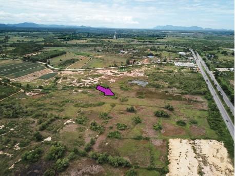 Land 9 rai 149 T.w. for sale in Prachuap Khiri Khan