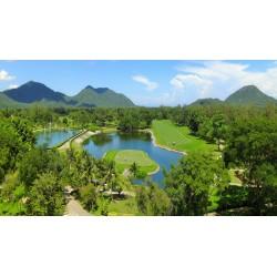 Terrain 2 rai 46 T.W. à vendre au golf Springfield de Cha am