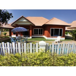 Pool villa 3 bedrooms in Huahin
