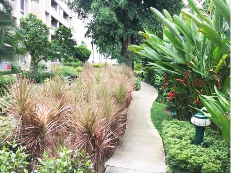 Appartement Ban Saen Saran Hua Hin jardin