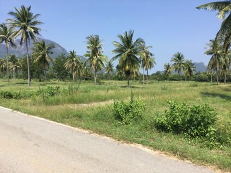 Terrain 6 Rai à vendre à Pranburi