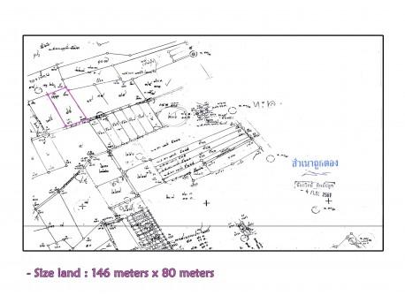 Land 6 rai for sale in Pranburi