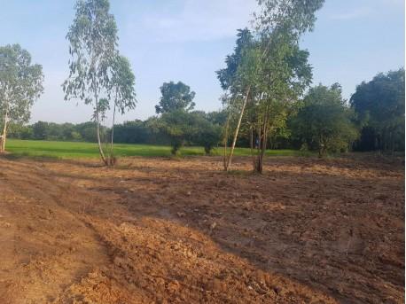 Terrain 3 Rai 35 m de Phetkasem à vendre à Pranburi