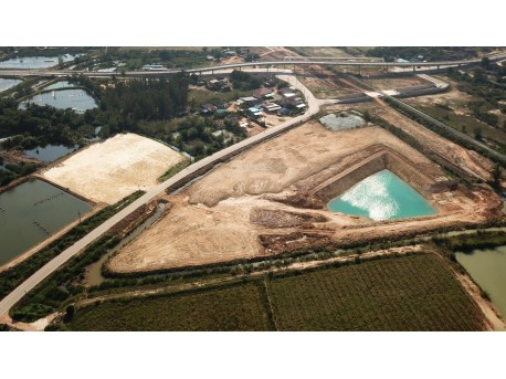Plot of land 200 T.w. for sale in Pranburi