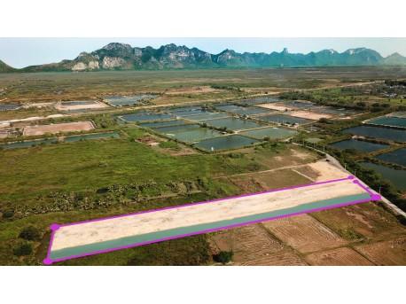 Land 5.3 rai for sale in Pranburi
