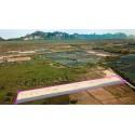 Lake land 5.3 rai for sale in Pranburi