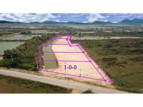 Parcelle de terrain 1 Rai à vendre à Pranburi