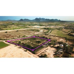 Terrain 7 rai à vendre à Pranburi
