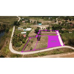 Plot 171 tarang wah for sale in Hua Hin