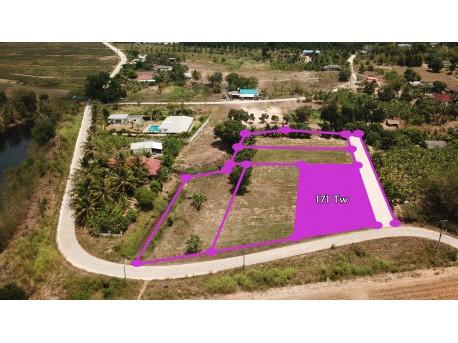 Parcelle de 684 m² à vendre à Hua Hin